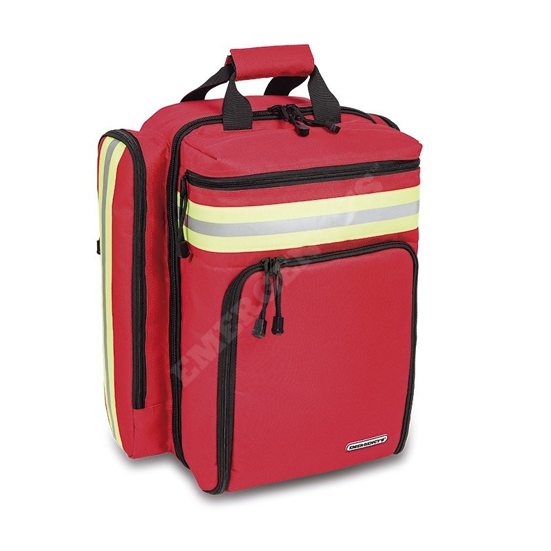 Rescue Backpack Red